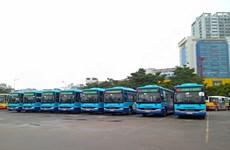Hà Nội: Mở thêm tuyến buýt từ trung tâm lên sân bay Nội Bài