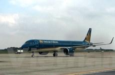 Vietnam Airlines đón nhận thêm 'đôi cánh mới' vừa cập bến Nội Bài