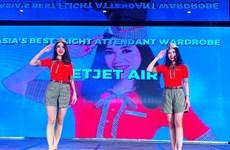 Đồng phục tiếp viên hàng không Vietjet được vinh danh đẹp nhất châu Á