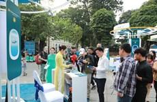 Vietnam Airlines Festa thu hút đông đảo dân thủ đô dịp cuối tuần