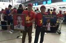 2 chuyến bay thẳng chở Tuyển Việt Nam và cổ động viên đi Philippines