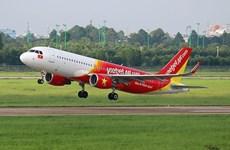 Máy bay Vietjet gặp sự cố khi hạ cánh, nhiều người nhập viện