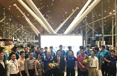 Vietnam Airlines dùng siêu tàu bay chở cổ động viên sang Malaysia