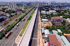 TP.HCM thanh toán trước 456 tỷ đồng 'khoản nợ' tuyến Metro số 1