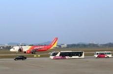 Máy bay Vietjet hạ cánh nhầm đường băng tại sân bay Cam Ranh