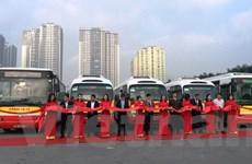 Hà Nội mở thêm 4 tuyến buýt mới 'phủ sóng' ra khu vực ngoại thành