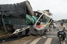 Cả nước có 29 người tử vong vì tai nạn giao thông ngày cuối năm 2018