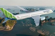Hãng hàng không Bamboo Airways bán vé từ 12 giờ ngày 12/1