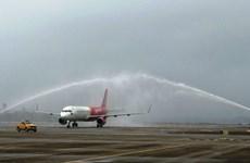 Vietjet khai trương đường bay Thành phố Hồ Chí Minh-Vân Đồn