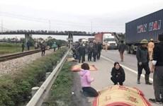 Vụ tai nạn thảm khốc ở Hải Dương: Kiểm tra hạn đăng kiểm chiếc xe tải