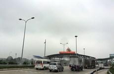 Hoàn thành xong mở rộng 6 làn xe trên đường cao tốc Pháp Vân-Cầu Giẽ
