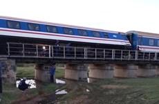 Đường sắt chuyển tải 3.500 khách sau vụ tàu khách SE1 trật bánh