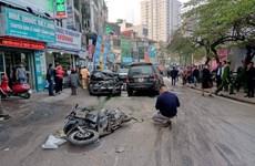 Bình quân có 20 người chết vì tai nạn giao thông mỗi ngày dịp Tết