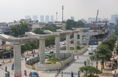 Sẽ dùng robot đào hầm dự án metro Nhổn-ga Hà Nội vào cuối 2019