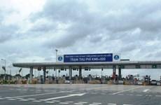 Cao tốc Long Thành-Dầu Giây thu 3,3 tỷ đồng trong ngày đầu kiểm tra