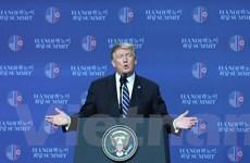Tổng thống Trump: Tôi tin tưởng Triều Tiên không nghe lệnh của ai!