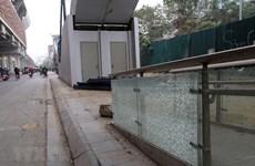 Tổng thầu Trung Quốc phải sửa chữa hư hỏng đường sắt Cát Linh-Hà Đông