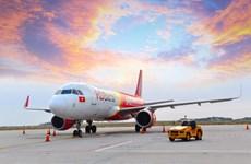 Đón đường bay mới, hàng không Vietjet tung 1,1 triệu vé giá từ 0 đồng