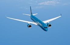 [Photo] Ngắm 'siêu tàu bay' Airbus A350 của Vietnam Airlines