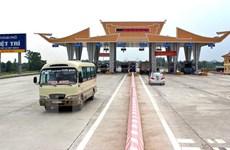 Nhà đầu tư đề nghị tăng mức phí BOT cầu Hạc Trì bắc qua sông Lô