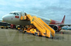 Vietjet đặt tham vọng dẫn đầu về 'cõng' lượng hành khách nội địa