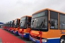 Hà Nội sẽ có thêm tuyến buýt chất lượng cao lên tới sân bay Nội Bài