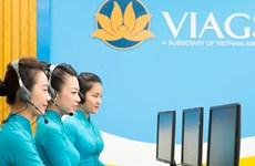 Vietnam Airlines ra mắt dịch vụ làm thủ tục lên máy bay qua điện thoại