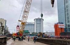 FECON trúng thầu thi công ga ngầm tuyến đường sắt Nhổn-ga Hà Nội