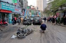Cả nước có 16 người chết vì tai nạn giao thông ngày đầu nghỉ lễ