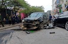 36 người chết do tai nạn giao thông trong hai ngày đầu nghỉ lễ