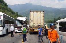 Số người chết vì tai nạn giao thông tiếp tục tăng trong dịp nghỉ lễ
