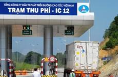 Sét đánh làm hỏng trạm thu phí trên tuyến cao tốc dài nhất Việt Nam