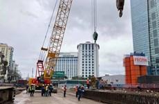 Hà Nội sẽ rào phố Trần Hưng Đạo để thi công ga ngầm đường sắt đô thị
