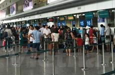 Phát hiện nhiều khách ngoại trộm cắp hành lý xách tay trên máy bay
