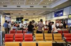 Cấm bay 1 năm với khách hành hung nhân viên an ninh sân bay Thọ Xuân