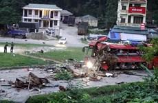 Chưa làm rõ được 'giấy khai sinh' xe tải Lào gây tai nạn Hòa Bình
