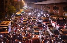 Hà Nội sẽ khoanh vùng thu phí phương tiện đi vào khu vực nội đô