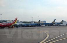 Sân bay Phú Quốc đóng cửa, hủy nhiều chuyến bay vì đường băng ngập
