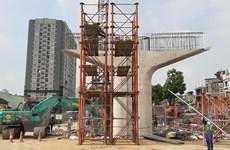 Cầu cạn Mai Dịch-Nam Thăng Long sẽ hoàn thành vào tháng 9 năm 2020