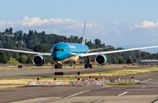 Chờ đón siêu máy bay Boeing 787-10 đầu tiên sắp hạ cánh tại Nội Bài