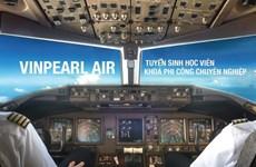 Vinpearl Air tuyển sinh phi công và kỹ thuật bay khóa đầu tiên