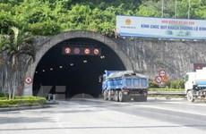 Xác minh, xử lý nghiêm lái xe khách đi ngược chiều trong hầm Hải Vân