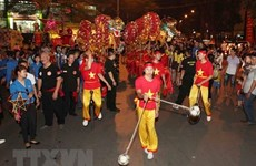 Hà Nội cấm hàng loạt tuyến đường để tổ chức lễ hội Trung thu phố cổ