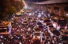 Hà Nội sẽ thu phí ôtô, cấm xe máy để đẩy mạnh vận tải công cộng