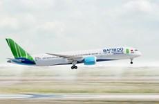 Bamboo Airways sẽ khai thác Boeing 787-9 đầu tiên trong tháng Mười