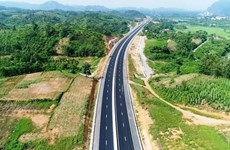 Cao tốc Bắc Giang-Lạng Sơn thông xe kỹ thuật vào cuối tháng Chín