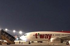 Một tàu bay Hàn Quốc gặp sự cố, xin hạ cánh khẩn xuống Tân Sơn Nhất
