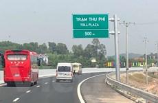 Phó Thủ tướng phát lệnh thông xe kỹ thuật cao tốc Bắc Giang-Lạng Sơn