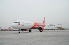 Hãng hàng không Vietjet Air mở các đường bay mới tới Hàn Quốc