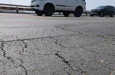 Áp dụng công nghệ mới nhất để sửa chữa triệt để mặt cầu Thăng Long